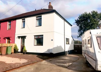 Thumbnail 3 bed semi-detached house for sale in The Crescent, Bedwas, Caerphilly