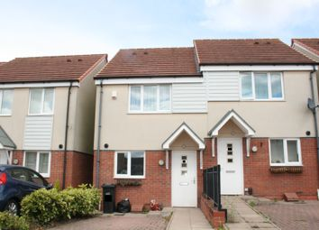 Thumbnail 2 bedroom semi-detached house to rent in Bradfield Way, Dudley