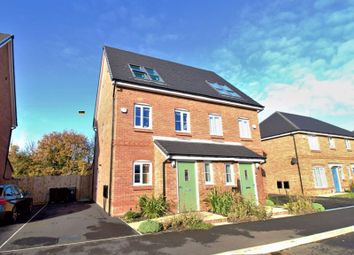 Thumbnail 3 bed semi-detached house for sale in Ditton Drive, Halewood, Liverpool