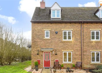 Thumbnail 4 bed end terrace house for sale in Mead Lane, Witney