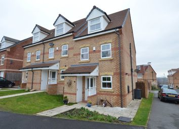 Thumbnail 3 bed end terrace house to rent in Elmwood Way, Barnsley
