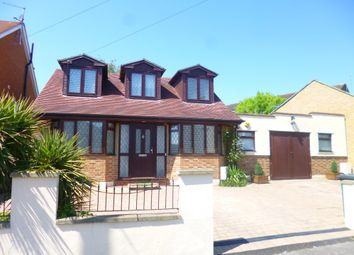 Thumbnail 3 bed detached bungalow for sale in Victoria Road, New Barnet, Herts
