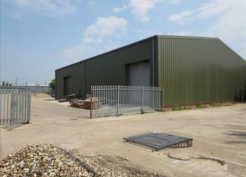 Thumbnail Light industrial to let in Warehouse, Europa Way, Harwich