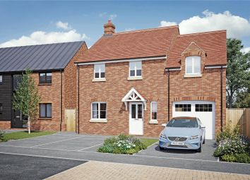 Thumbnail 3 bed detached house for sale in Haydon End Farm, Lucetta Rise, Haydon End, Swindon