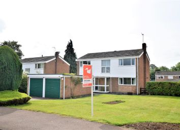 Thumbnail 4 bed detached house to rent in Cricket Lawns, Oakham