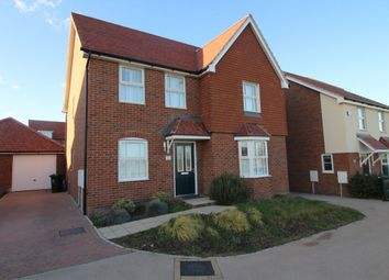 Thumbnail 4 bed detached house for sale in Park View, Castle Hill, Ebbsfleet Valley, Swanscombe