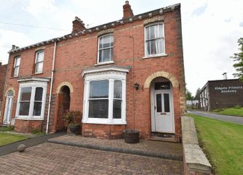 Thumbnail 4 bed semi-detached house for sale in Kidgate, Louth