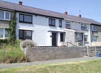 Thumbnail 4 bed terraced house for sale in Queens Avenue, Bangor, Gwynedd