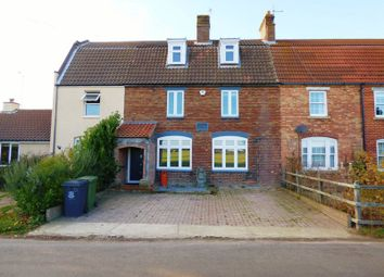 Thumbnail 4 bed terraced house for sale in Seamans Cottages, Sidegate Road, Hopton, Great Yarmouth