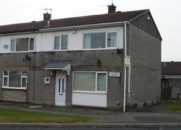 Thumbnail 3 bed property to rent in Welland Close, Peterlee