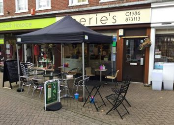 Thumbnail Restaurant/cafe for sale in 65B Thoroughfare, Halesworth