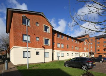 Thumbnail 2 bed flat for sale in Henke Court, Cardiff Bay