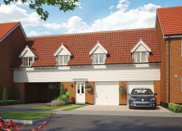Thumbnail 2 bedroom detached house for sale in Colne Gardens, Off Robinson Road, Colchester, Essex