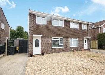 Thumbnail 3 bed semi-detached house for sale in Huntingdon Gardens, Christchurch