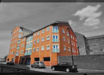 Thumbnail 2 bed flat for sale in Tradewinds Wincolmlee, Hull City Centre