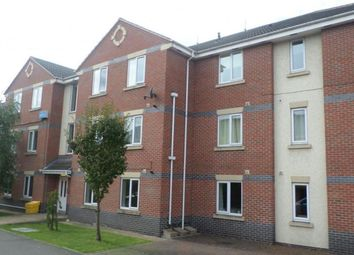 Thumbnail 1 bed flat to rent in 1 Bedroom Apartment, Jackdaw Close, Derby Centre