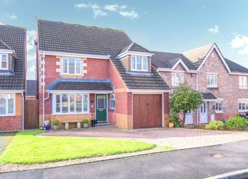 Thumbnail 4 bed detached house for sale in Swn Yr Aderyn, Kenfig Hill, Bridgend