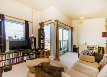 Thumbnail 1 bed flat for sale in Fishguard Way, Docklands
