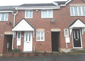 Thumbnail 2 bed terraced house to rent in Ellis Peters Drive, Telford