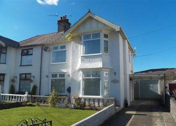 Thumbnail 3 bed semi-detached house for sale in Pontardawe Road, Clydach, Swansea
