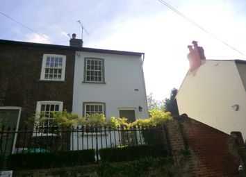 Thumbnail 1 bed cottage to rent in Abbey Mill Lane, St Albans