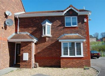Thumbnail 2 bed semi-detached house for sale in Hulton Close, Southampton