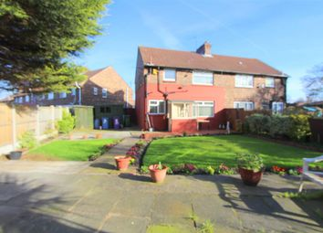 Thumbnail 3 bed semi-detached house for sale in Crofton Crescent, Old Swan, Liverpool
