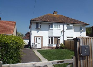 Thumbnail 3 bed semi-detached house for sale in Stoddens Road, Burnham-On-Sea