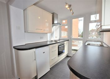 Thumbnail 2 bedroom maisonette to rent in Ninfield Road, Bexhill-On-Sea