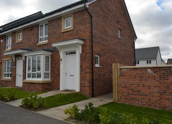 Thumbnail 3 bed semi-detached house to rent in Blackchapel Road, Newcraighall, Edinburgh