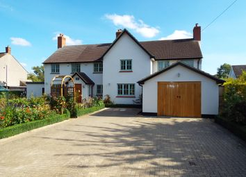 Thumbnail 5 bed detached house for sale in Hinwick Road, Podington, Bedfordshire