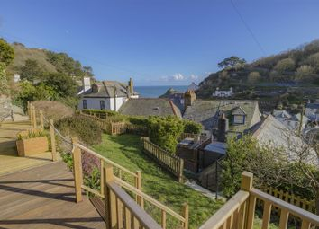 Thumbnail 3 bed property for sale in Talland Hill, Polperro, Looe