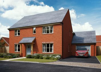 Thumbnail 4 bed detached house for sale in Plot 31, The Malvern, Nup End Green, Ashleworth, Gloucester
