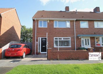 Thumbnail 3 bed semi-detached house for sale in Beamish Gardens, Gateshead