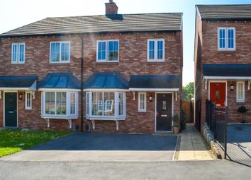 Thumbnail 4 bed semi-detached house for sale in Shireburne Drive, Chorley