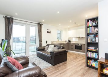 Thumbnail 2 bed flat for sale in Hildas Court, 8 Hayling Way, Edgware