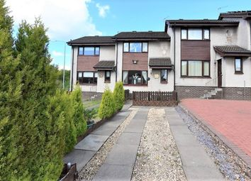 Thumbnail 2 bed terraced house for sale in Holly Grove, Bellshill