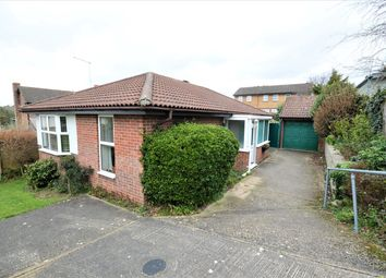 Thumbnail 3 bed detached bungalow for sale in Amderley Drive, Norwich