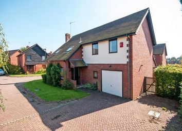 Thumbnail 4 bedroom detached house to rent in St. Marys Close, Oxted