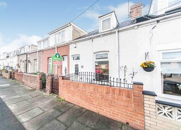 Thumbnail 2 bed terraced house for sale in Scotland Street, Sunderland, Tyne And Wear