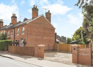 Thumbnail 2 bed semi-detached house for sale in Church Street, Crowthorne, Berkshire