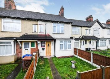 2 bed terraced house for sale in London Road, Purfleet, Essex RM19