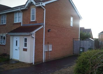 Thumbnail 3 bed terraced house to rent in Darien Way, Leicester