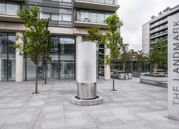 Thumbnail 1 bed flat for sale in Landmark Building East Tower, 24 Marsh Wall, Canary Wharf, London