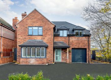 Thumbnail 4 bed detached house for sale in Field Maple Road, Streetly, Sutton Coldfield