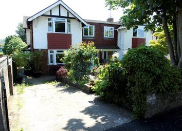 Thumbnail 3 bed semi-detached house for sale in Valley Road, Lydney