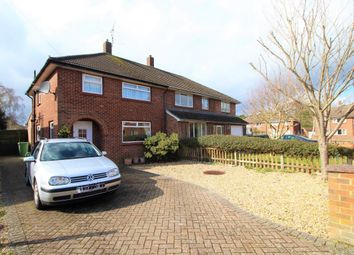 Thumbnail 3 bed semi-detached house for sale in Rowan Close, Camberley