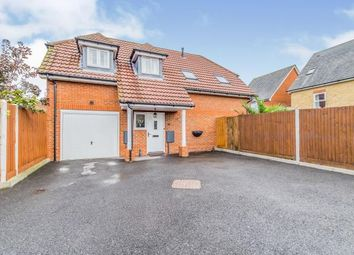 Thumbnail 2 bed detached house for sale in Cormorant Road, Iwade, Sittingbourne, Kent