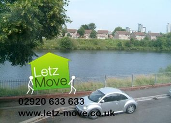 Thumbnail 3 bedroom terraced house to rent in Clarence Embankment, Butetown, Cardiff
