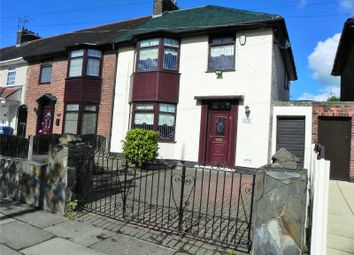 Thumbnail 3 bed end terrace house for sale in Queens Drive, Walton, Liverpool